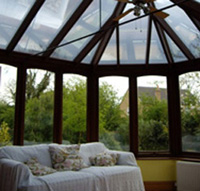 Conservatory Window Film